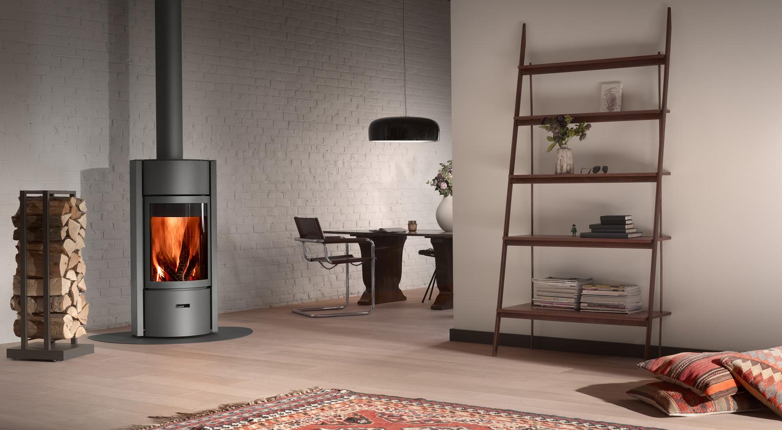 st v 30 wood burning stoves. Black Bedroom Furniture Sets. Home Design Ideas