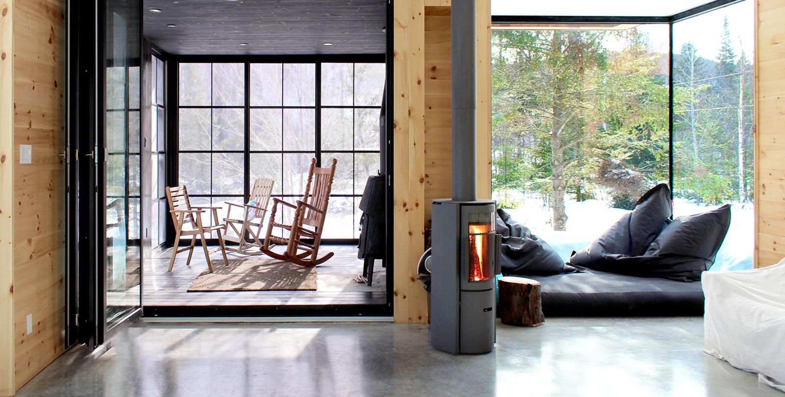 Peut On Mettre Un Poele A Granule Dans Une Veranda extension : comment chauffer un nouvel espace de vie ?
