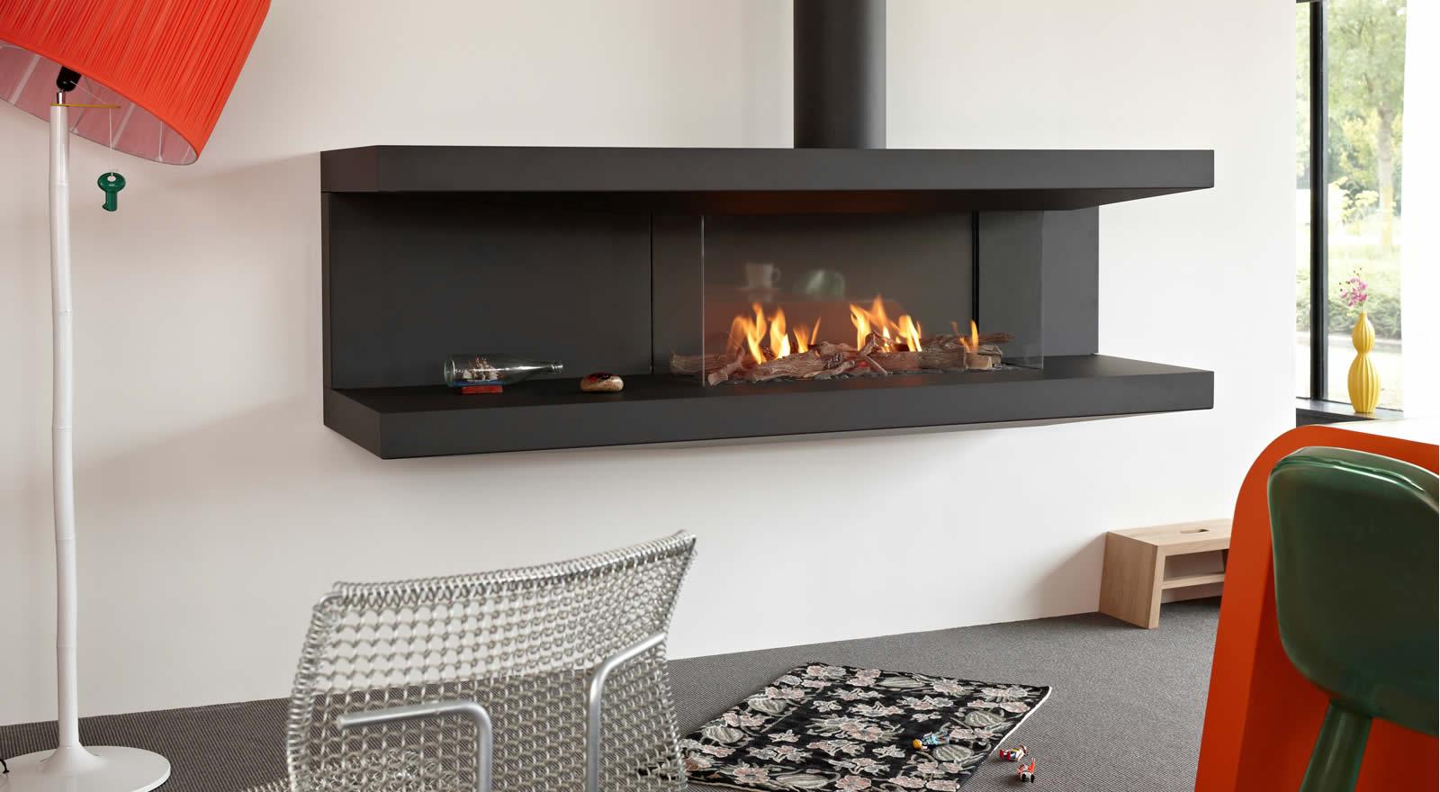 insert au gaz tulp stuv c 200 poele au gaz st v. Black Bedroom Furniture Sets. Home Design Ideas