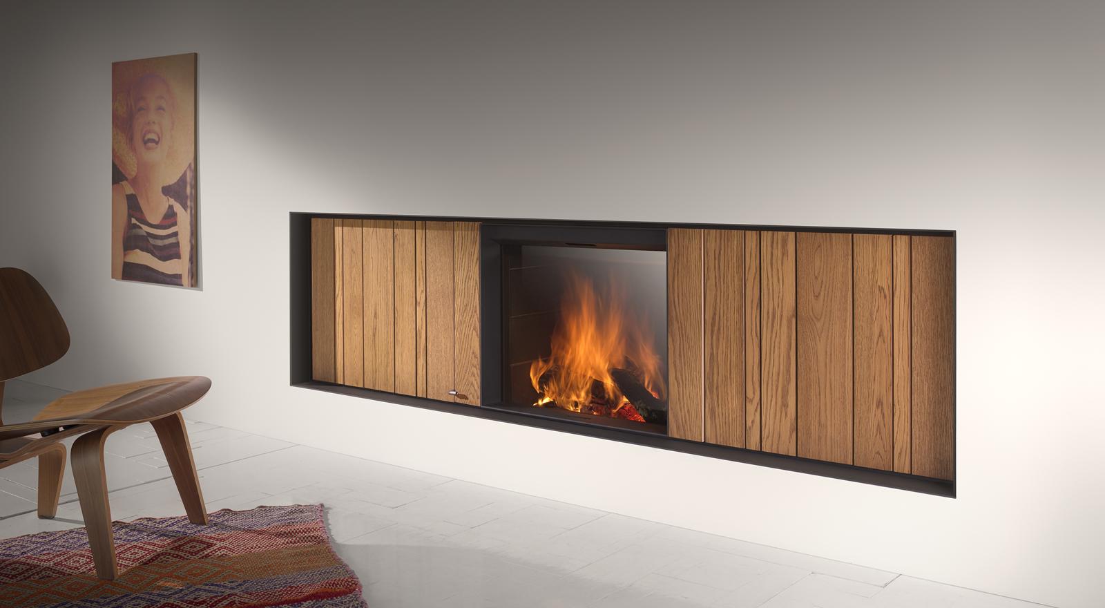 wood inset stove stuv 22 90 st v. Black Bedroom Furniture Sets. Home Design Ideas