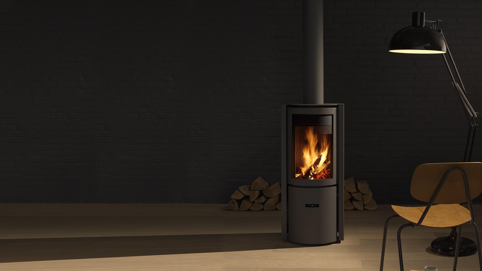 poele a bois stuv 30 compact st v. Black Bedroom Furniture Sets. Home Design Ideas