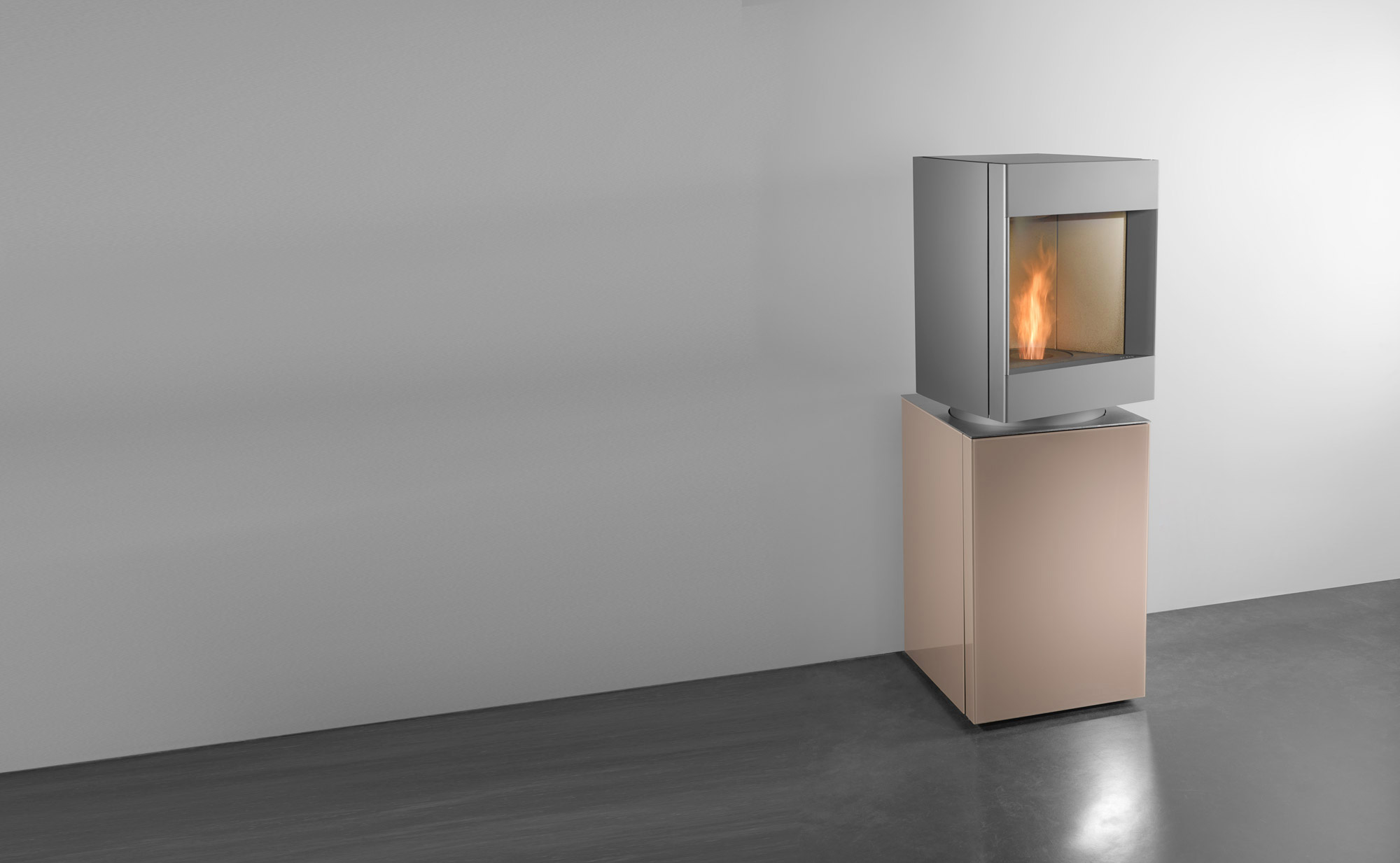 Focus on: the Stûv P-10 stove