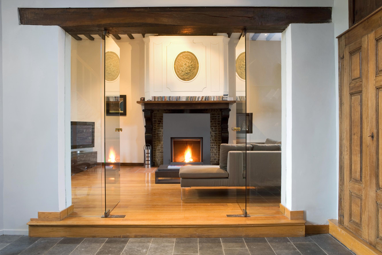 wood inset stove fire stuv 21 85 st v. Black Bedroom Furniture Sets. Home Design Ideas