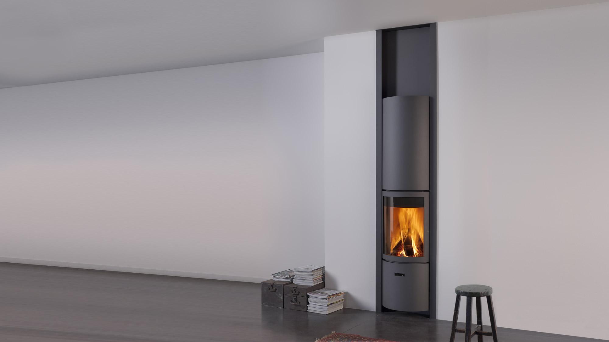 caminetto monoblocco a legna stuv 30in st v. Black Bedroom Furniture Sets. Home Design Ideas