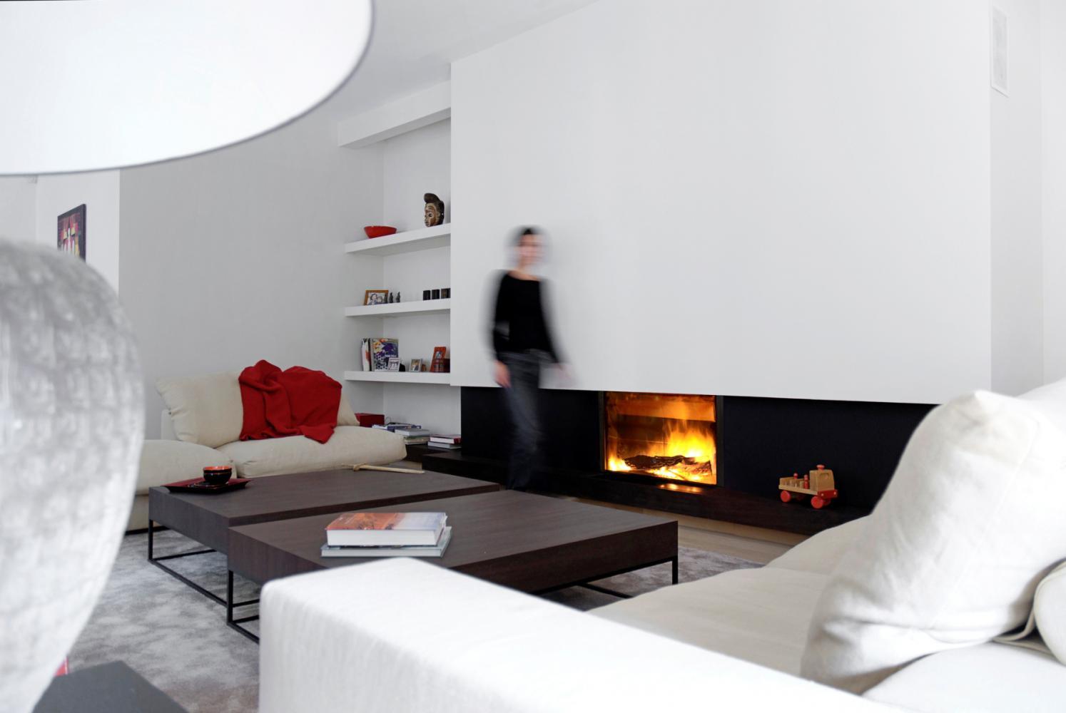 wood inset stove fire stuv 21-95 | Stûv