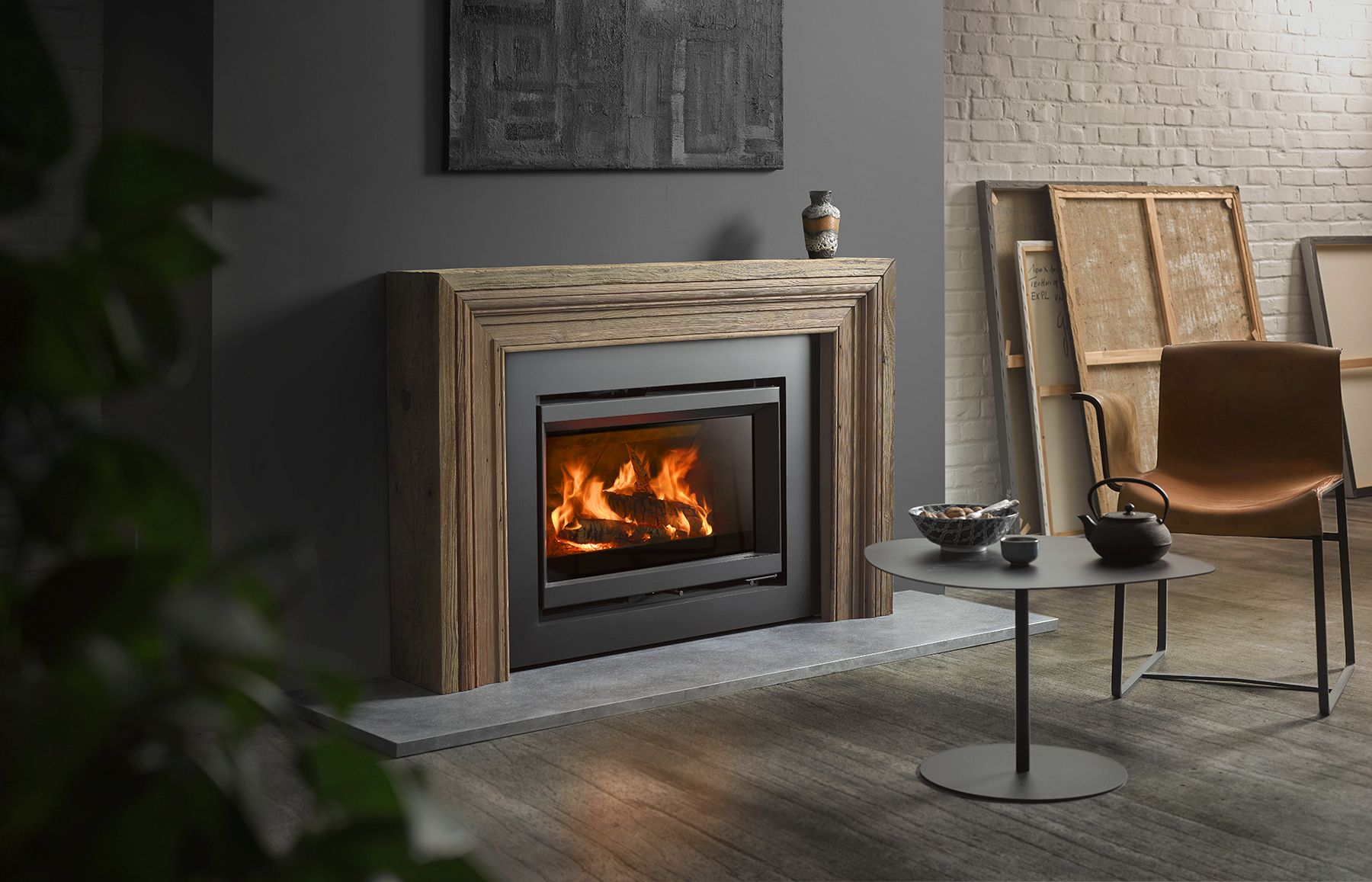 Wood-burning stoves en insets Stûv 6